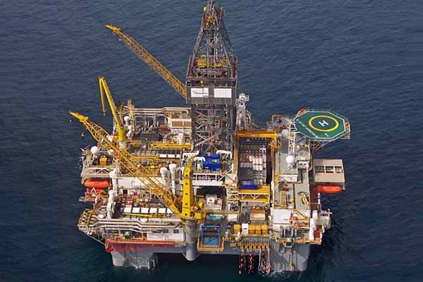 Proyek Deepwater Mobile Offshore Drilling Unit dan Semisubmersible Rig 26 September 2019 !